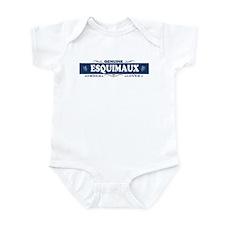 ESQUIMAUX Infant Bodysuit