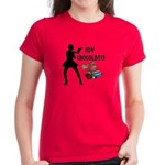 My Chocolate Women's Dark T-Shirt