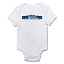 GERMAN SPITZ SMALL Infant Bodysuit