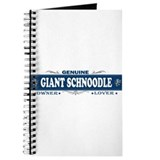 GIANT SCHNOODLE Journal