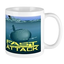 Fast Attack Coffee Mug