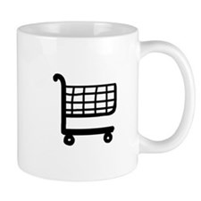 Shopping Cart Mug