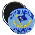 Avalon Harbor Master Magnet