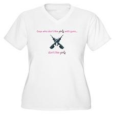 Girls With Guns T-Shirt