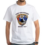 USS Michigan SSGN 727 Shirt