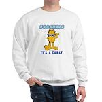 Cool Garfield Sweatshirt