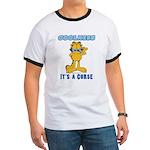 Cool Garfield Ringer T