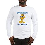 Cool Garfield Long Sleeve T-Shirt
