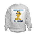 Cool Garfield Kids Sweatshirt