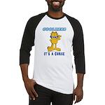 Cool Garfield Baseball Jersey
