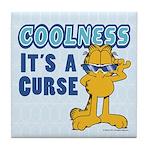 Cool Garfield Tile Coaster