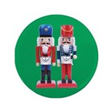"Happy Masons Nutcrackers 3.5"" Button"