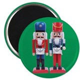"Happy Masons Nutcrackers 2.25"" Magnet (100 pack)"