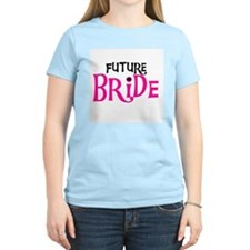 Future Bride Hot Pink T-Shirt