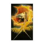 William Blake Rectangle Sticker