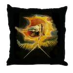 William Blake Throw Pillow
