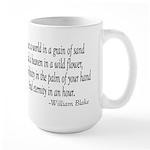 William Blake Large Mug