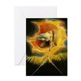 William Blake Greeting Card