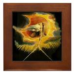 William Blake Framed Tile
