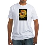 William Blake Fitted T-Shirt