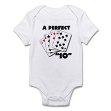"PERFECT ""10"" Infant Bodysuit"
