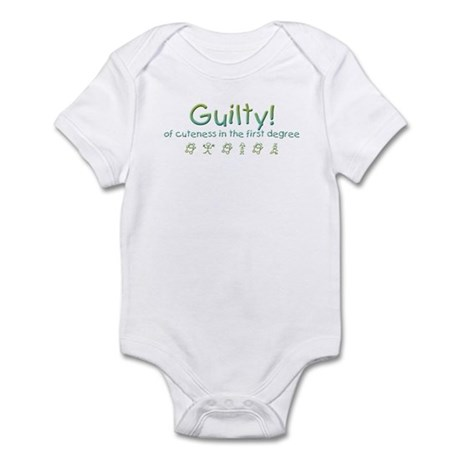 Guilty! Infant Bodysuit