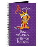 King Garfield Journal