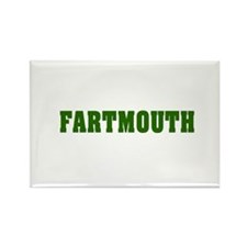 FARTMOUTH Rectangle Magnet (100 pack)