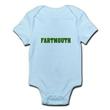 FARTMOUTH Infant Bodysuit