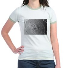 Metallic Rose T