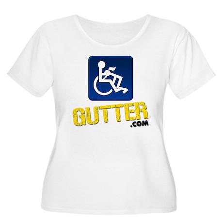 Blowjobs Women's Plus Size Scoop Neck T-Shirt