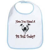Have You? (pied uncropped) Bib