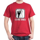 Wedding Symbol: Game Over T-Shirt