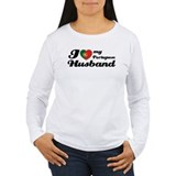I love my Portuguese husband T-Shirt