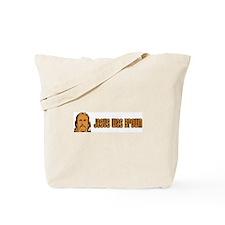 Jesus Was Brown Tote Bag
