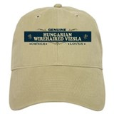HUNGARIAN WIREHAIRED VIZSLA Baseball Cap