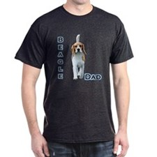 Beagle Dad4 T-Shirt