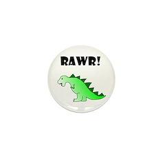 RAWR! Mini Button (100 pack)