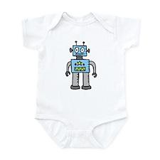 Robot one Infant Bodysuit