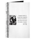 Oscar Wilde 15 Journal