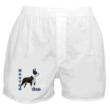 Boston Dad4 Boxer Shorts