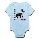 Boston Mom4 Onesie