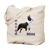 Boston Mom4 Tote Bag