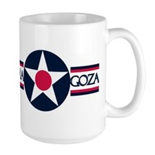 Zaragoza Air Base Mug