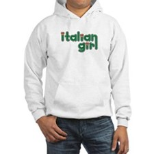 Italian Girl Hoodie