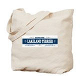 LAKELAND TERRIER Tote Bag