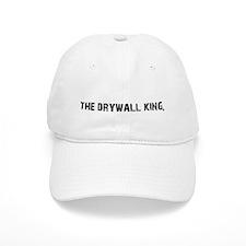 The Drywall King Baseball Cap