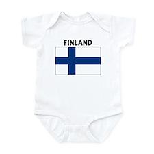 FINLAND Infant Bodysuit