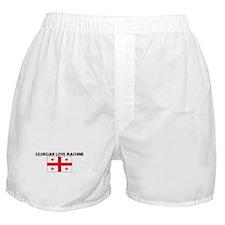 GEORGIAN LOVE MACHINE Boxer Shorts