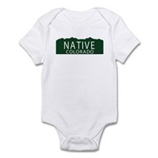 Native Colorado Infant Bodysuit